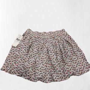 NWT Denim supply Ralph Lauren floral skirt